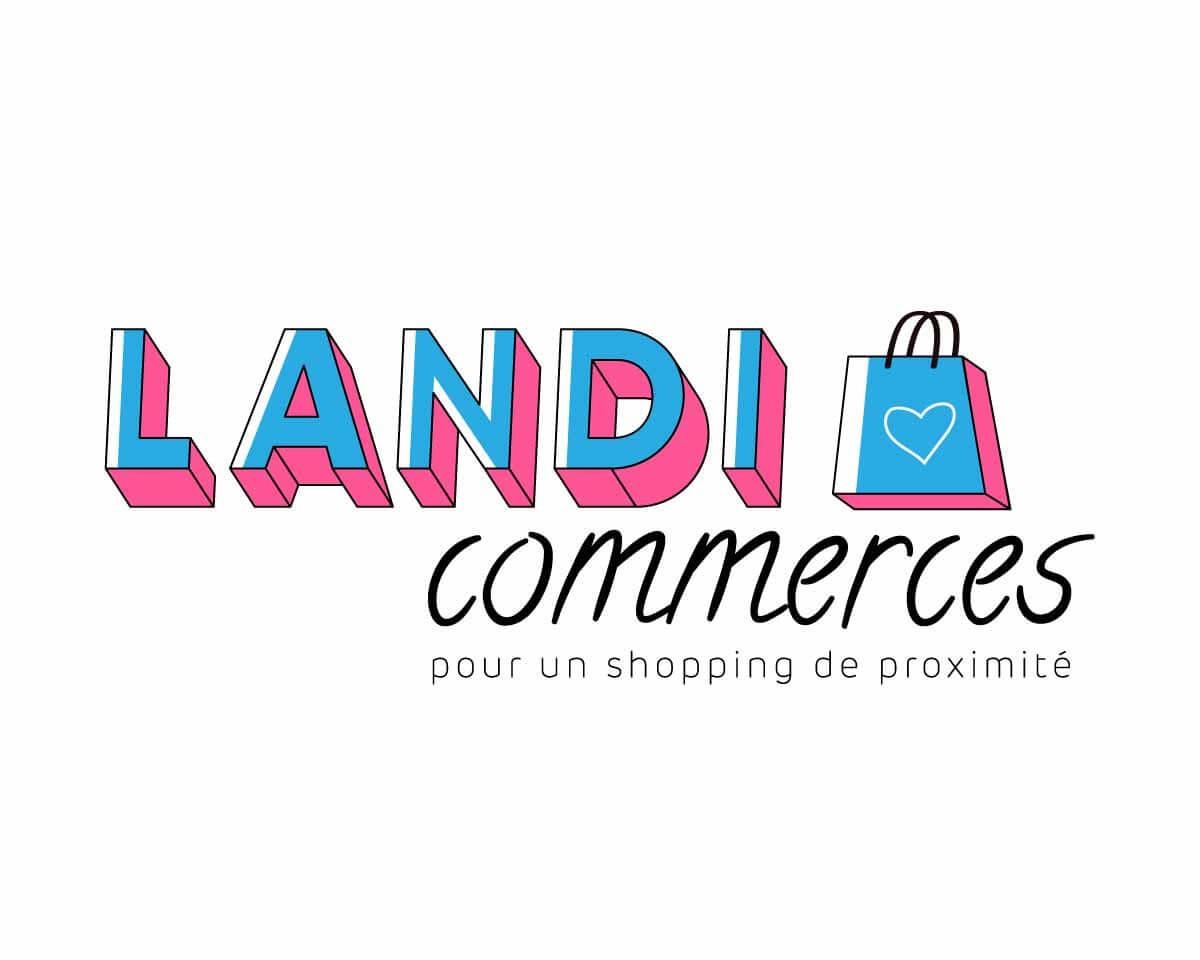 Creation-logo-communication-landivisiau-bretagne-Landi-Commerces