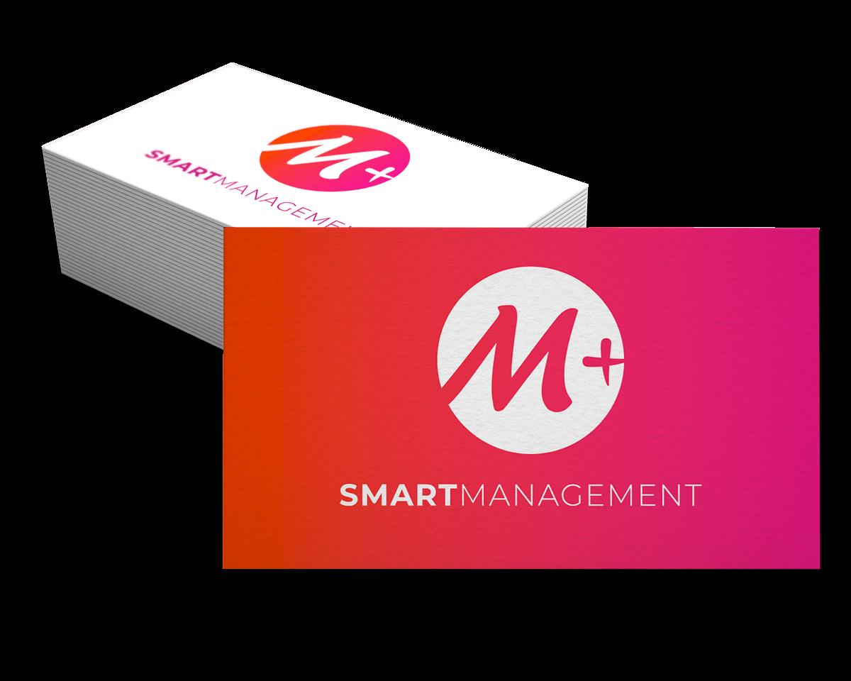 Creation-logo-communication-landivisiau-bretagne-MPlus-Management