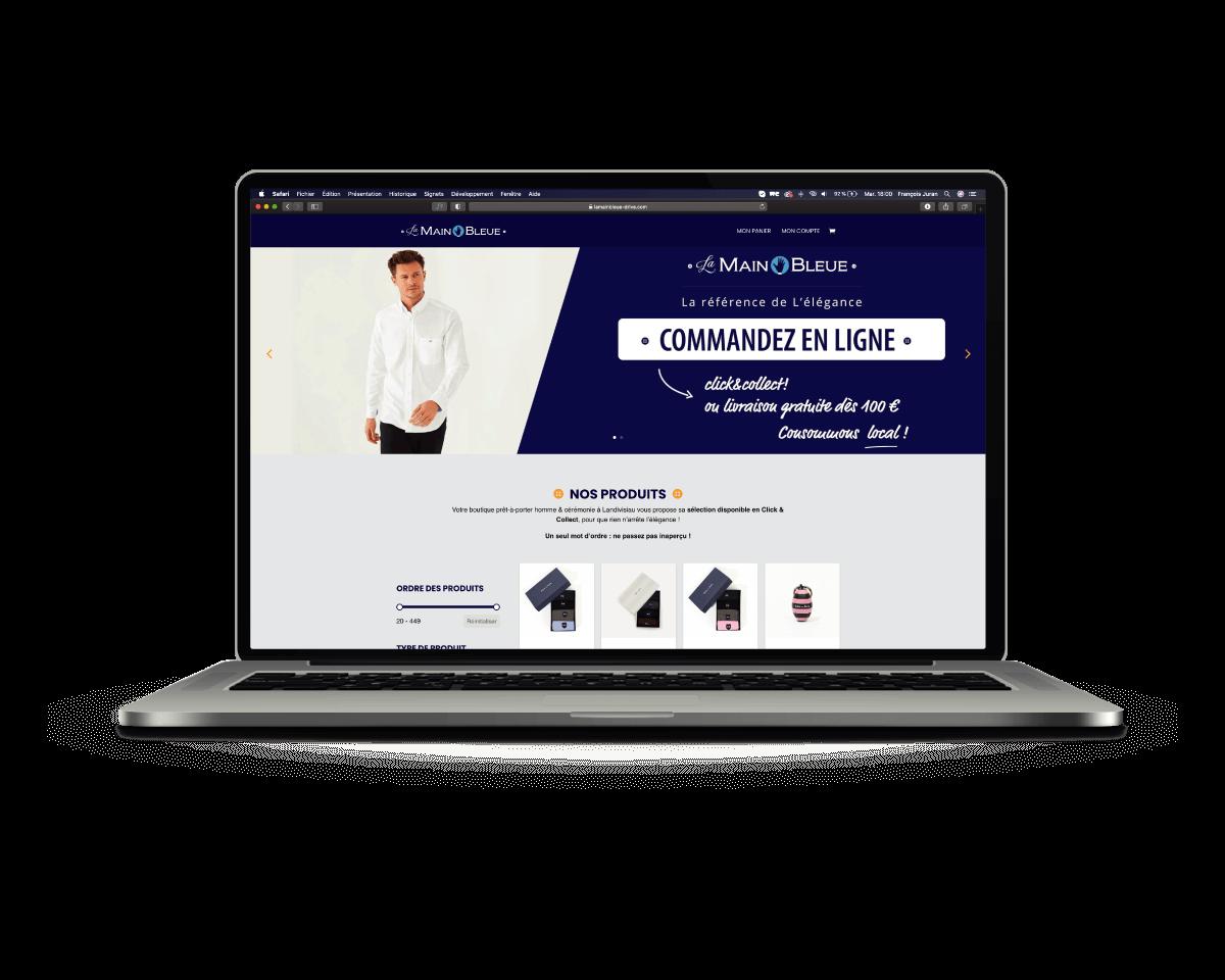 Creation-site-web-communication-digitale-landivisiau-bretagne-La-Main-Bleue