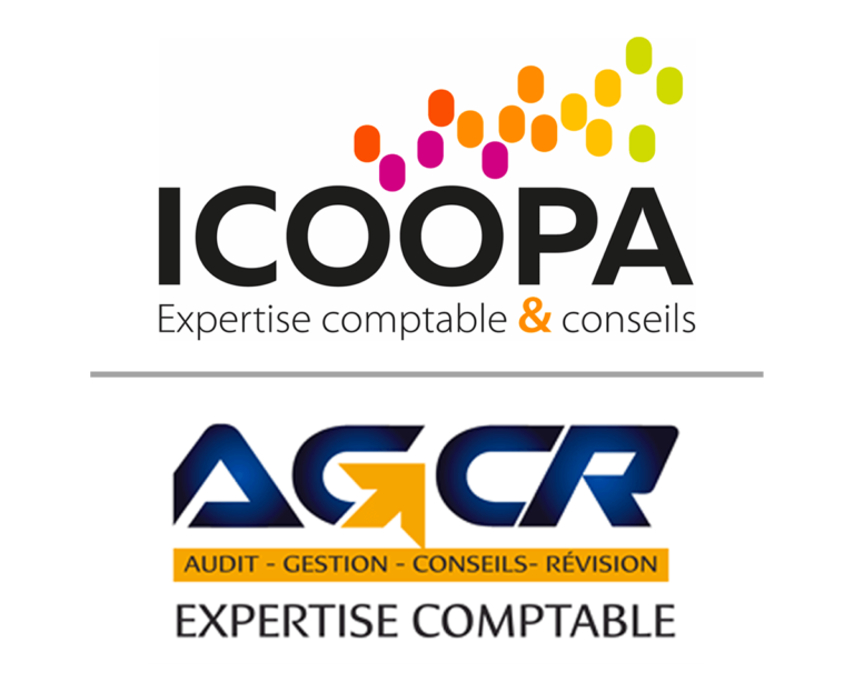 agence-communication-les-flibustiers-logos-icoopa-rachat-agcr-agence-web-conseil