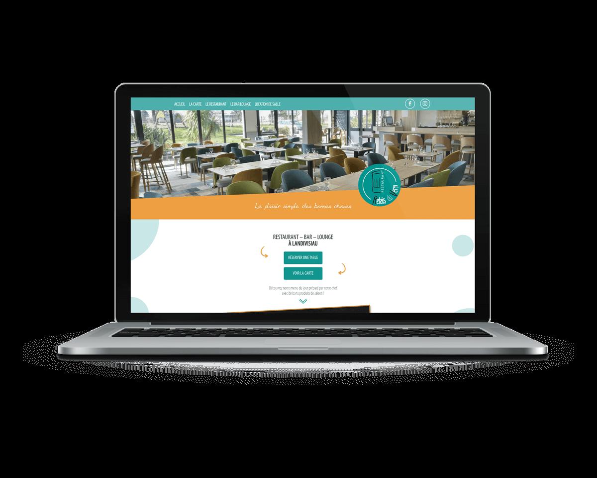 agence-web-creation-site-web-restaurant-relais-du-vern-landivisiau