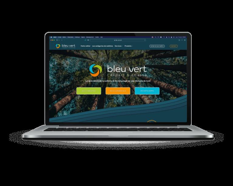 site-web-communcation-digitale-agence-landivisiau-finistere-bleu-vert
