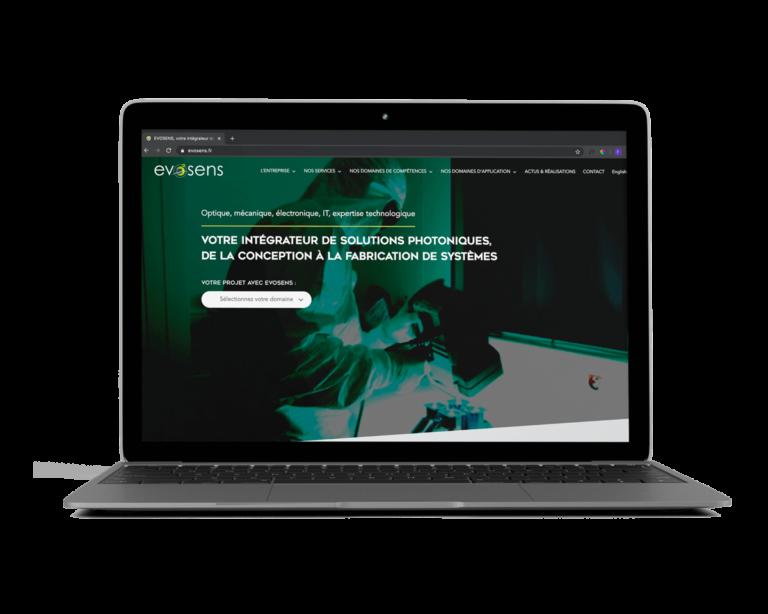 site-web-communication-digitale-agence-finistere-evosens